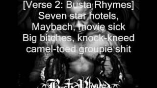 Busta Rhymes feat. Ron Brownz - Arab Money + lyrics