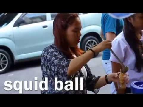 La Mejor Comida Callejera en Las Filipinas (видео)