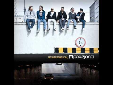 Tekst piosenki Poluzjanci - Czarno-Biały po polsku