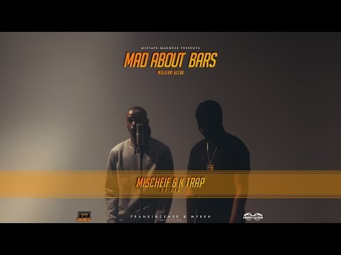Mischief & K-Trap – Mad About Bars   #StraightCrud