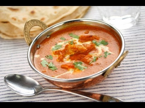 Indian Butter Chicken ( Murgh Makhani )