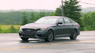 www.autoTRADER.ca test-drive of the 2017 Genesis G80 Sport, presented by Justin Pritchard