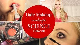 Date Makeup According to Science: Tutorial - YouTube