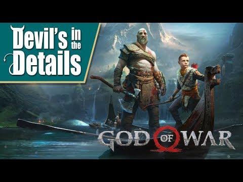God of War - Devil's in the Details