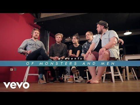 Of Monsters and Men - VEVO GO Shows Brasil: Little Talks