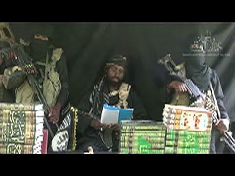 Επανεμφάνιση με μαγνητοσκοπημένο βίντεο του ηγέτη της Μπόκο Χαράμ
