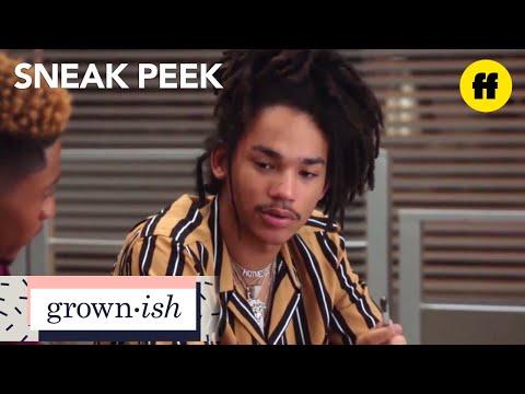 grown-ish | season 1, episode 13 sneak peek: these young men | freeform