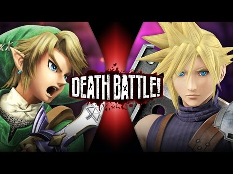 DEATH BATTLE! - Link VS Cloud Video