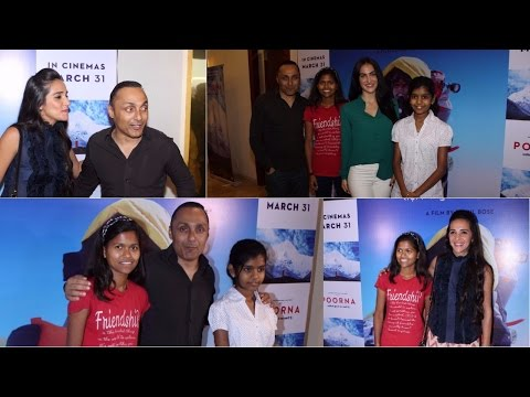 Rahul Bose |Red Carpet Of Special Screening Of Film Poorna