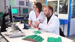 Como é fabricado o lápis BIC® Evolution™