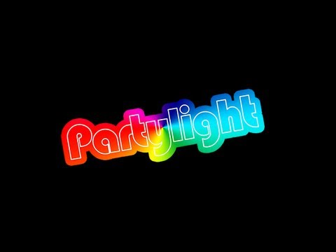 Video of Super Bright Party Light -Free