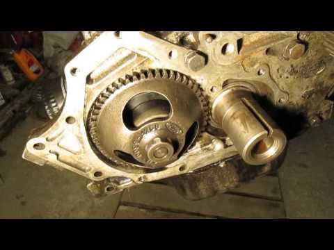Ремонт двигателя на форд транзит 2.5 дизель фотография