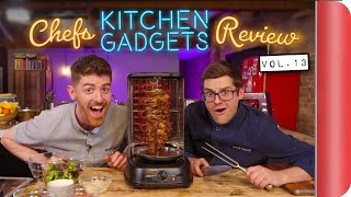 Chefs Review Kitchen Gadgets vol.13 by SORTEDfood