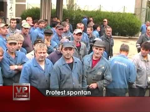 Protest spontan