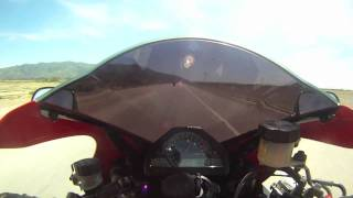10. 2006 gsxr 1000 top speed