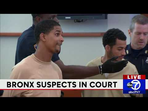Justice for Junior: Bronx murder suspects in court