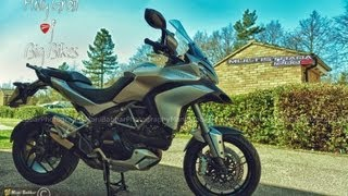 6. 2013 Ducati Multistrada 1200S -  Ride Review