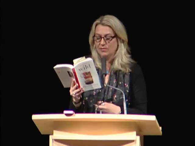 Cheryl Strayed at Winter Words 2013