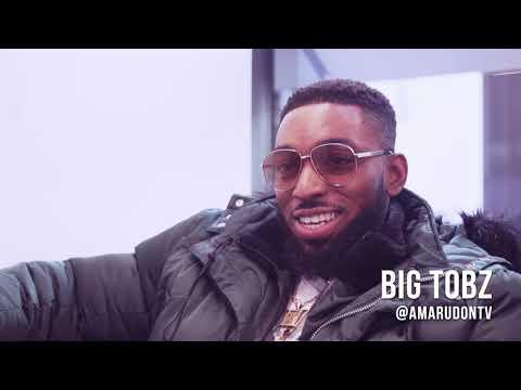 "Big Tobz Interview: ""My Upbringing And Culture"" | (@AmaruDonTV)"