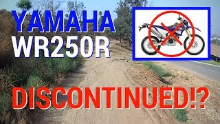 5. Yamaha WR250R Discontinued!? - The BEST 250 Dual Sport Is Missing For 2018 - What Could Be Coming!?