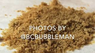 Solventless Sunday Episode #6 by The Cannabis Connoisseur Connection 420