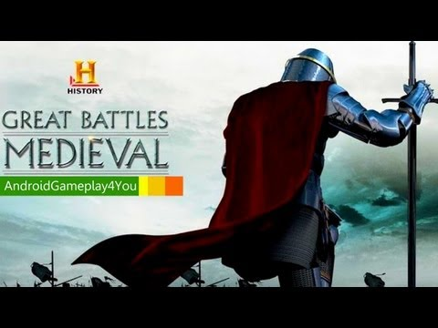 history great battles medieval android apk