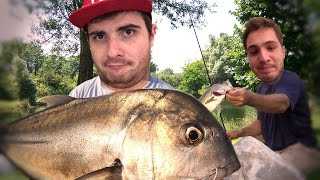 Video LES BEAUFS À LA PÊCHE ! (Euro Fishing ft. Terracid) MP3, 3GP, MP4, WEBM, AVI, FLV September 2017