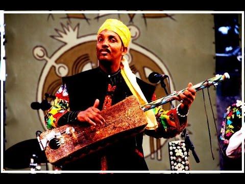 "Lila Said Oughassal Chorfa -""_ Ben Hssain + Moulay Brahim _-"" & Gnawa Oulad Bambra"