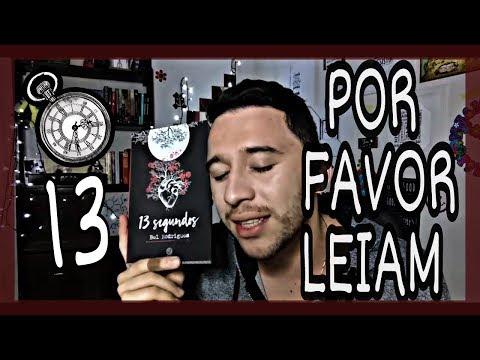 #13segundos #resenha Dizem que é um livro, mas pra mim foi um tiro! || Caco Mariano