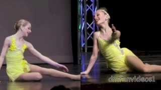 Maddie and Chloe's Full Dances Side By Side