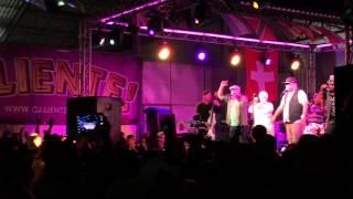 Download Lagu Caliente! Festival, Havana Cuba, Los Van Van @ Estudio KCHO Mp3