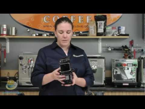 Espresso Machine Maintenance -- How To Lubricate A Brew Unit