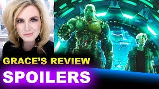 Video Ready Player One SPOILERS Review MP3, 3GP, MP4, WEBM, AVI, FLV Juni 2018