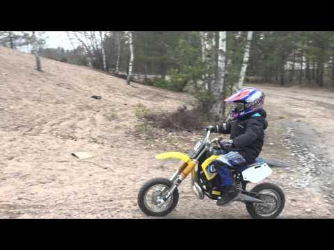 Husqvarna Husky Boy 50cc