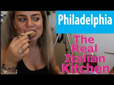 Italians Try American Food For The First Time - Episode 124 - Real Italian Kitchen