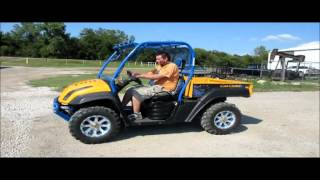 6. 2007 Cub Cadet 37AC46AL710 Limited Edition utility vehicle | sold at auction October 21, 2015