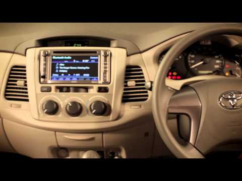 Toyota Innova Limited Edition Press Release – 2014