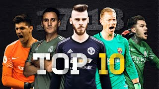 Video Top 10 Goalkeepers in the World ● Season 2017/18|HD MP3, 3GP, MP4, WEBM, AVI, FLV Oktober 2018