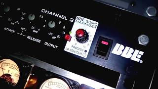 Video Comparison between Audio Compressors dbx 266xs, aphex 106, BBE Maxcom & Behringer T1952 MP3, 3GP, MP4, WEBM, AVI, FLV September 2018