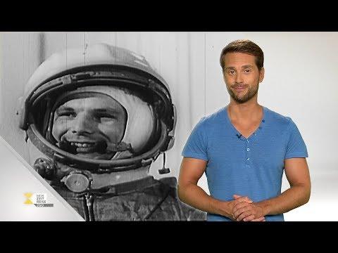 Juri Gagarin erklärt | Promis der Geschichte mit Mirk ...