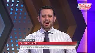Higuera no se calla nada en TVCD Al Dia
