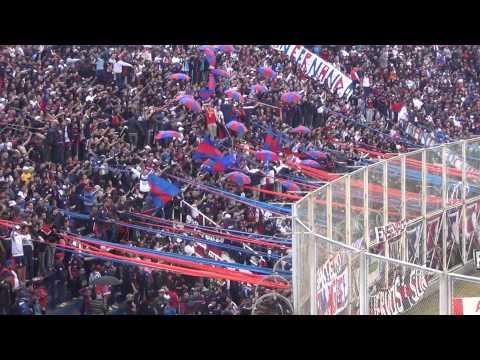 San Lorenzo 3 Gimnasia 0 Que loca esta la hinchada cuando va a ver a Boedo.. - La Gloriosa Butteler - San Lorenzo - Argentina - América del Sur