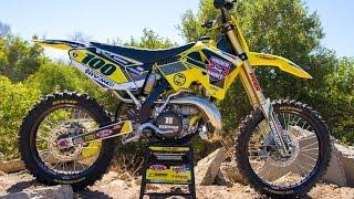 1. Racer X Films: 2006 Suzuki RM250