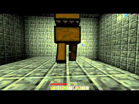 Minecraft - Aether Mod Dungeons And Bosses