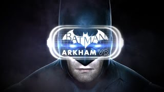Batman: Arkham VR is available now for HTC VIVE™ and Oculus Rift. To celebrate, the team at Rocksteady and WB Games held an event for our community at Secret Weapon in London, UK. Here's what our fans had to say about their experience when they got the chance to Wear the Cowl on PC!===================================Follow BatmanArkhamVideos on:● YouTube - http://www.youtube.com/BatmanArkhamVideos● Twitter - http://www.twitter.com/ArkhamVideos● Facebook - http://www.facebook.com/BatmanArkhamNewsFor more info and videos, visit http://www.Batman-Arkham.com and http://www.Games-Series.com