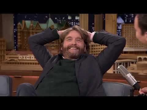 Zach Galifianakis Is Always Funny