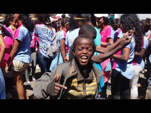 Download Talented Street Kids having fun Addis Ababa Ethiopia HD Mp4 3GP Video and MP3