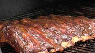 BBQ Beef Ribs on the Rec Tec! by Ballistic BBQ