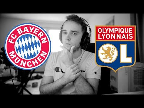 Bayern München - Olympique Lyon (VORANALYSE)