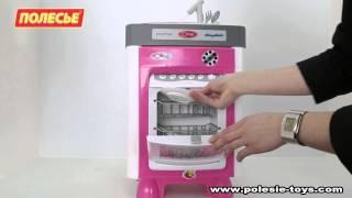 Elektroninė indaplovė su kriaukle ir tekančiu vandeniu | Coloma | Wader